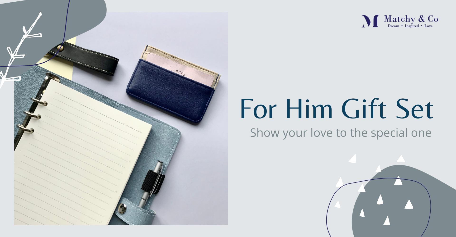 For Him Gift Set